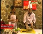 Salad rau tổng hợp (Vào bếp cùng Sao - Số 4) - amthuc.tv - tapchiamthuc.vn