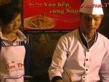 Nem thịt cuốn trái thơm (Vào bếp cùng Sao - Số 5) - amthuc.tv - tapchiamthuc.vn