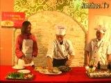 Cá Song Hoa Báo hấp Kỳ Lân (Vào bếp cùng Sao - Số 2) - amthuc.tv - tapchiamthuc.vn