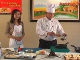 Tôm Hùm bỏ lò với Phomat (Vào bếp cùng Sao - Số 9) - amthuc.tv - tapchiamthuc.vn