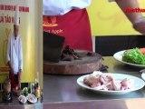 Thịt gà nấu đông (Vào bếp cùng Sao - số 41) - tapchiamthuc.vn - amthuc.tv