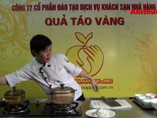 Salad mực (Vào bếp cùng Sao - số 54) - tapchiamthuc.vn - amthuc.tv