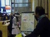 Apprendre le japonais tout en s'amusant au salon du livre 2012