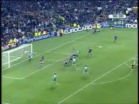 Μπαρτσελόνα - Παναθηναϊκός 3-1 (2001/2002)