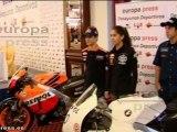 Pilotos españoles de Motociclismo parten como favoritos
