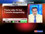 Pawan Goenka of M&M speaks to ET NOW on slowing tractor sales and XUV