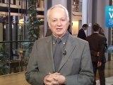 Jean Marie Cavada soutient Bertrand Vitu pour l'élection législative de la 9ème circonscription Maghreb et Afrique de l'Ouest