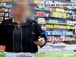 Caméra cachée : conseil en pharmacie