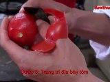 Tôm chiên xù (Vào bếp cùng Sao - số 21) - amthuc.tv - tapchiamthuc.vn
