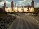 The walking dead - Bande annonce (Série tv - Saison 2)