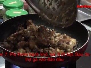 Gà nấu cari (Vào bếp cùng Sao - số 22) - amthuc.tv - tapchiamthuc.vn
