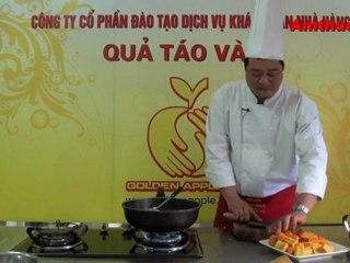 Canh bí đỏ hạt sen (Vào bếp cùng Sao - số 47) - tapchiamthuc.vn - amthuc.vn