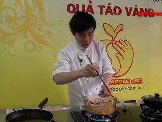 Cà tím sốt cay niêu đất (Vào bếp cùng Sao - số 58) - tapchiamthuc.vn - diachi.vn