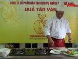 Khổ qua nhồi tôm kho mặn (Vào bếp cùng Sao - số 39) - Tapchiamthuc.vn