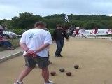 24/07/2011 - Concours de boules plombées à Lannigou