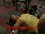 Arnold Schwarzenegger Training, Arnold Bodybuildin [from www.metacafe.com]