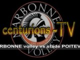reportage Narbonne volley Vs Poitiers