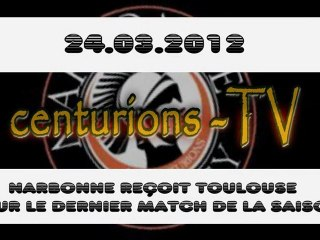 Narbonne volley Vs Toulouse