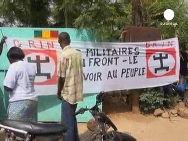 La junta militar maliense pide a los rebeldes Tuareg un...