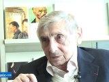Simon Gutman, rescapé du premier convoi de juifs pour Auschwitz-Birkenau