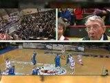 Basket  N1M : Challans - Charleville Mézières (74 à 85)