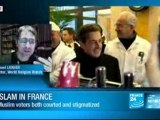 Raquel Garrido - France 24 - Islam in France: Muslim voters both courted and stigmatized (Part 2)