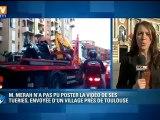 Tuerie de Toulouse : un troisième homme aurait pu envoyer la vidéo