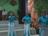 Danza Cristiana Agua Viva Por el grupo GENERACION DE LA LUZ