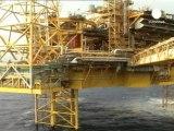 Mer du Nord: plan d'urgence après une fuite de gaz sur...