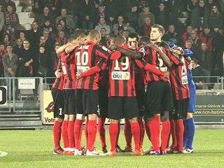 APRES MATCH : US BOULOGNE CO - LEMANS FC