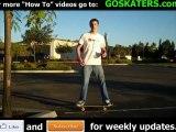 Skateboarding Lessons for Beginners - Ballance GoSkaters.com