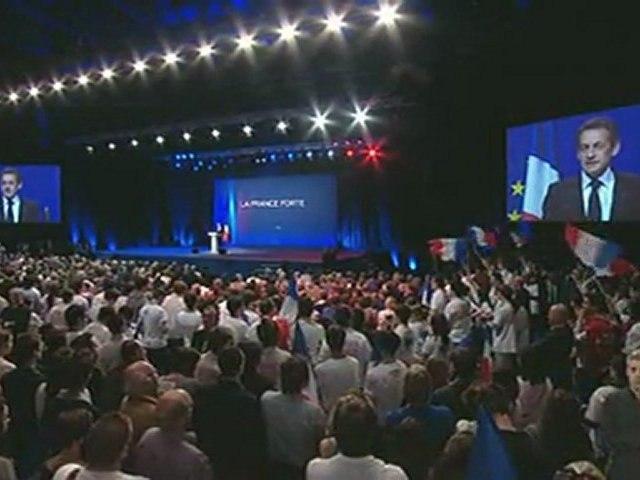 Discours de Nicolas Sarkozy à Nantes