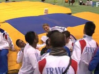 14th European Wushu Championship / Daoshu seniors - Leo Benouaich / France