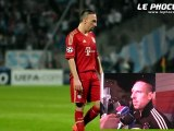 Ribéry évoque l'accueil du Vélodrome