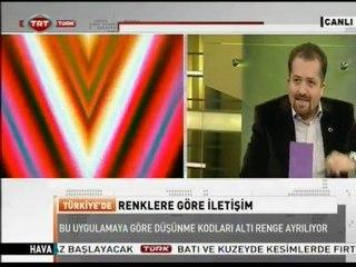 2.Bölm-TRT Türk-Mustafa Kılınç Binnur Üzümcü'nün konuğuydu