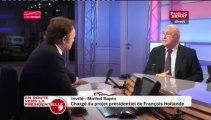 EN ROUTE VERS LA PRESIDENTIELLE,Invité : Michel Sapin