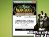 How to Get World of Warcraft Mists of Pandaria Beta Keygen Freee on PC
