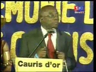 Soiree des Cauris d'Or / Edition 2011 - Cinquieme Partie