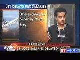 Dec salary of Jet Airways employees delayed
