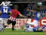 Gol de Llorente - Schalke 04 vs. Athletic Bilbao - Europa League 2012