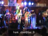 Home to Louisiana, chanteur country : Frank Silver - en concert à Ménétrol , Tallende Country Passion
