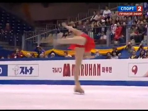 WC2012 - Ashley WAGNER - SP