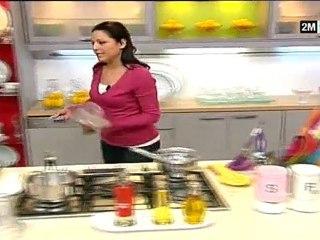 Choumicha - Dessert Rapide Pas Cher : Mousse au chocolat
