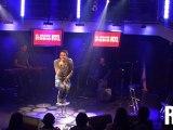 Christophe Willem - Si mes larmes tombent en live dans le Grand Studio RTL présenté par Eric Jean Jean