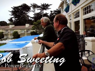 Gooding Auction and Pre Concours d'Elegance - PowerBrakeTv