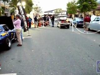 Arriving at Monterey Race week Power Brake TV