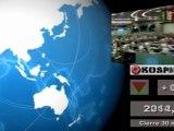 Bolsas; Mercados internacionales: Cierre jueves 29 y media sesión viernes 30 de marzo