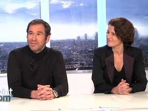 POINT COM le Mag - Olivier ALTMANN (PUBLICIS) & Odile ROUJOL (ORANGE)