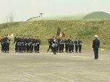 Cambrai : BA 103 : Dissolution de l'escadron 1/12 Cambrésis