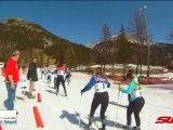 Championnat de France ski adapte Relais Ski de Fond